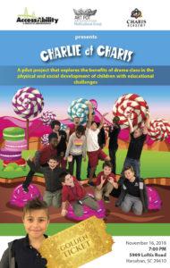 Charlie at Charis